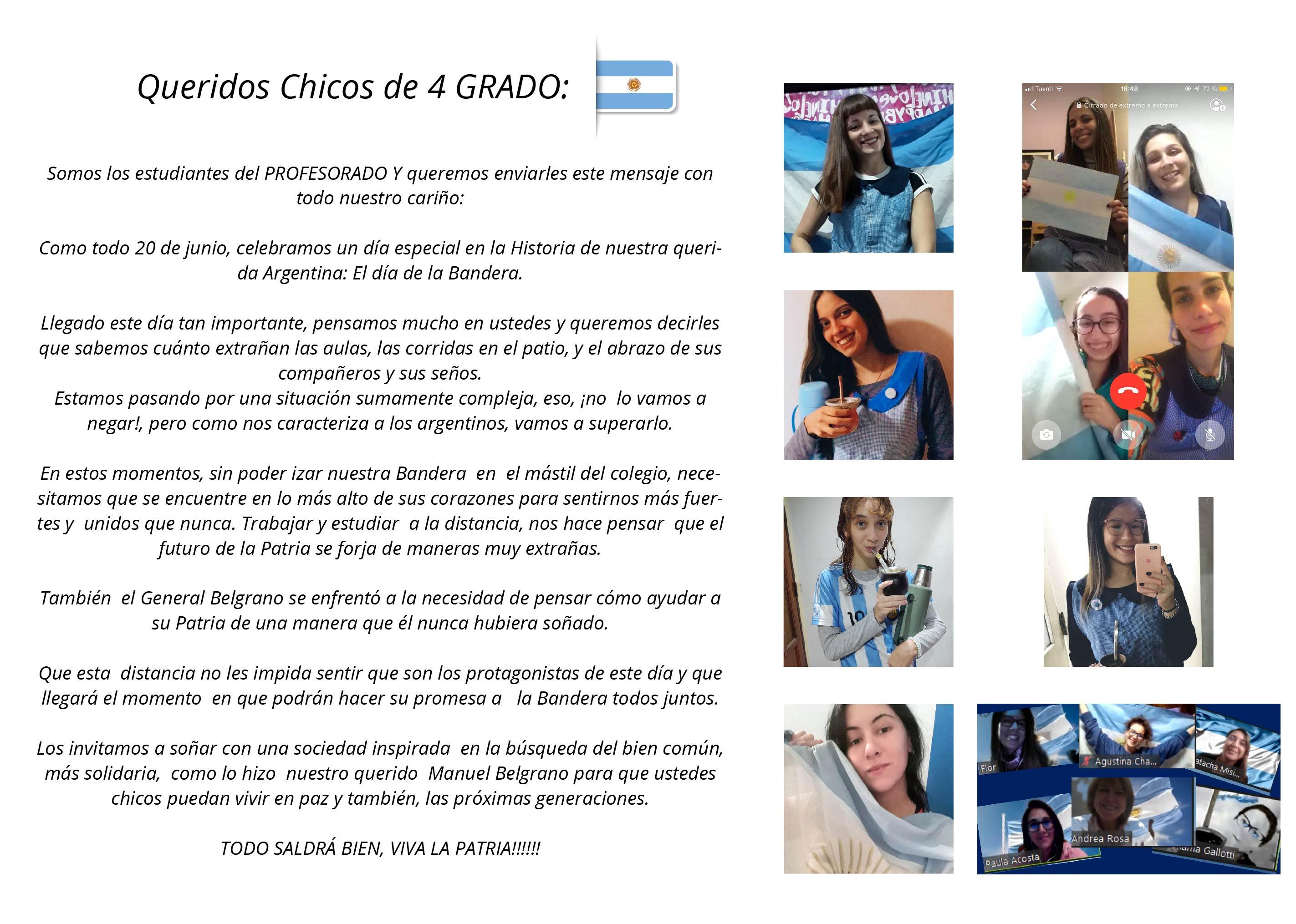 2020 Bicentenario de la Muerte de Manuel Belgrano